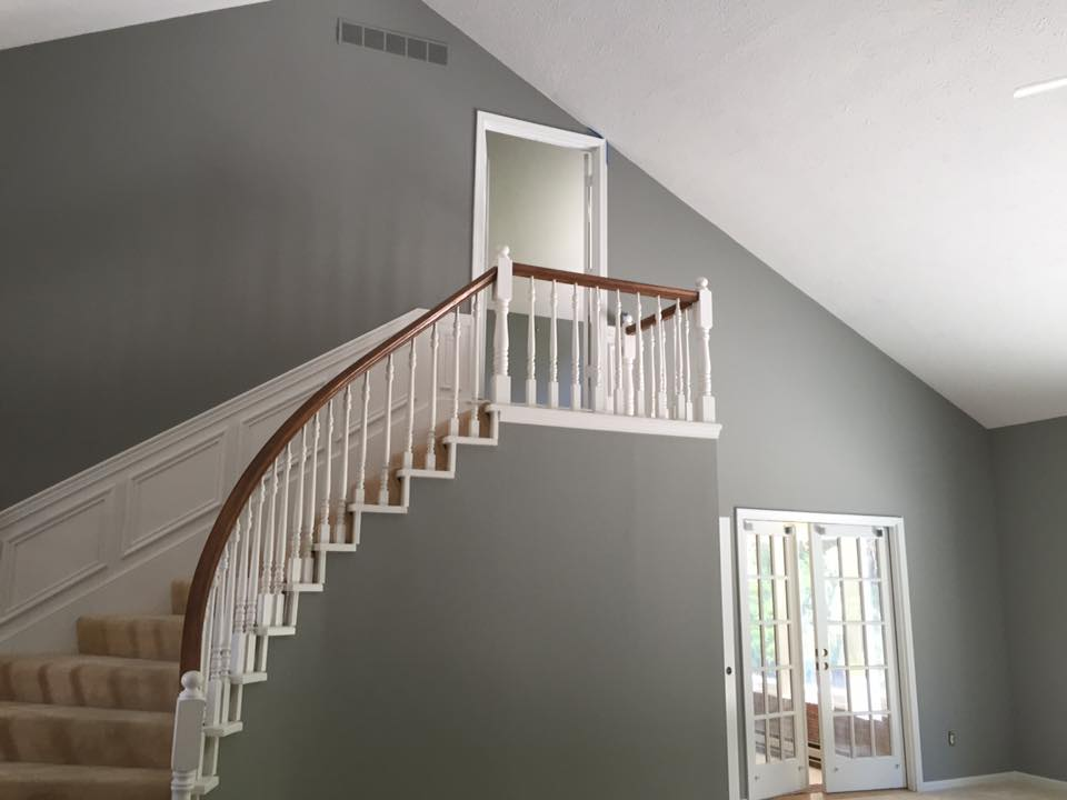 Indianapolis Interior Painting Service Interior House Painter