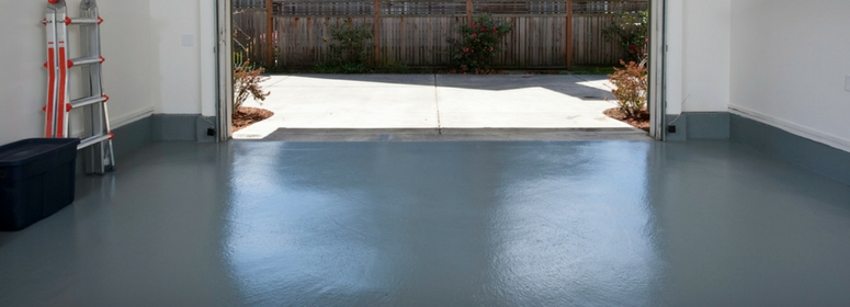 epoxy garage floor services