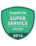 Angles List Super Service Award 2016